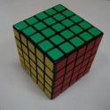 кубик рубика Shengshou 5х5 cube black