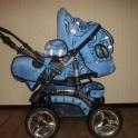 продам детскую коляску VIPER производство Польша