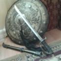 продам щит и меч