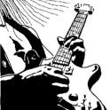 Учу играть на гитаре