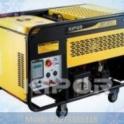kge6500e бензиновый генератор (220в