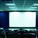 Мини зал для показа 3D фильмов.