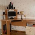 Компьютер + компьютерный стол.
