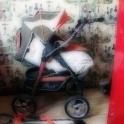 Продам коляску зима-лето Prego 10 000 тг