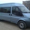 Сдаётся в аренду с водителем микроавтобус Ford Transit 2007.