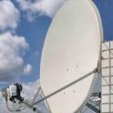 установка  спутниковых  телеантен