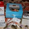 Продам фотопринтер Canon+расходники на 286 фото