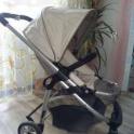Детская коляска 2 в 1 iCandy Cherry Stroller в идеальном состоянии