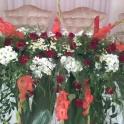оформление зала на свадьбы