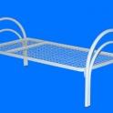 Кровати металлические, кровати для рабочих, кровати для школ, кровати оптом