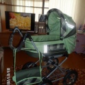 Продам новую детскую коляску