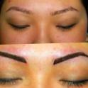 Перманентный макияж(брови веки губы)