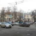Здание в центре города, Алмалинский р-н.