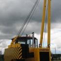 Продам Трубоукладчик ЧЕТРА ТГ121/122, Komatsu  D-65, г/п 20-25 тонн, фотография 2