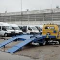 Переделка Газели ГАЗ 3309 Валдая в эвакуатор. Удлинение а.м Фотон Исузу Бав Зил бычок Хендай, фотография 2