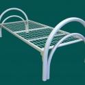 Кровати одноярусные металлические от 750 руб, металлические кровати двухъярусные от 1400 руб