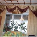 Пошив штор, ламбрекенов