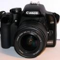 Срочно продам зеркальный фотоаппарат Canon 1100D