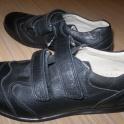 кожанная обувь на осень