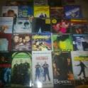 Видеокасеты из домашней колекции