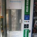 Вендинговый аппарат по продаже очищенной питьевой воды