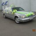 прокат  свадебного авто mercedes s 600