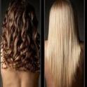 проф.выпрямление волнистых волос,ламинация,коллористика, фотография 4