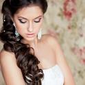 свадебнные прически и макияж