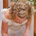 свадебные, вечерние причкски. плетения., фотография 5