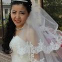 свадебные, вечерние причкски. плетения., фотография 7