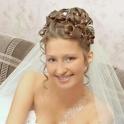 свадебные, вечерние причкски. плетения., фотография 8