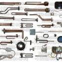 ТЭНы и комплектующие для водонагревателей Аристон и Термекс (Ariston, Thermex) в Астане