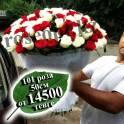 Цветы по оптовым ценам, Розы, Доставка бесплатная!