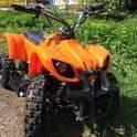 Новый детский бензиновый квадроцикл Мини АТV: модель X16 c электростартером