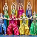 Индийский танец от шоу-балет