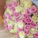 Бесплатная доставка цветов в Алматы