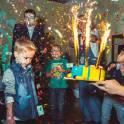 Детский день рождения в Profiland