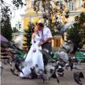 Фото видео услуги в Алматы, Аренда белого кабриолета