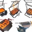 Станки для изготовления строительных стеновых блоков