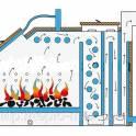 Котлы длительного горения 20, 40, 60,80 кВт
