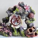 Аквариумные украшения, коралловые рифы (собственное производство)