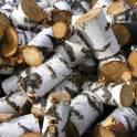 ПРОДАЮ ДРОВА березовые(чуркованные, сухие) 35-50 см. Куб-8,000 тг