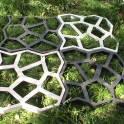 Форма тропинка для изготовления садовой дорожки оптом и в розницу