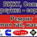 Ремонт ТНВД, Common rail, насос-форсунок