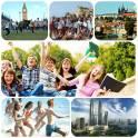 Летние каникулы для школьников за границей