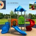 Игровой детский комплекс Мультик