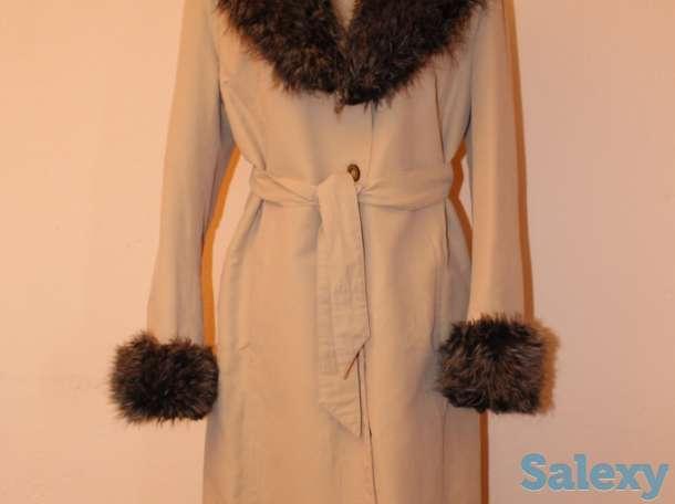 Продам теплое женское пальто, фотография 1