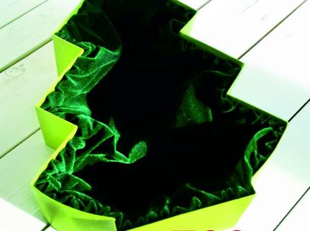 Новогодняя подарочная упаковка, фотография 1