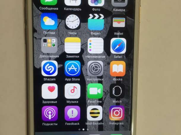 Продам IPhone 6 gold - 64 gb! , фотография 6