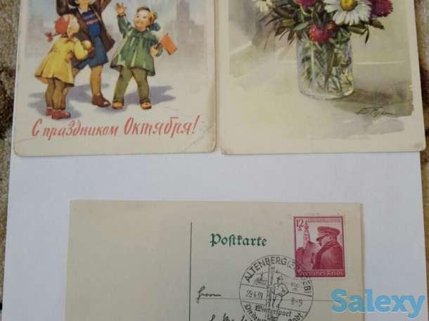 коллекция почтовых открыток, фотография 6